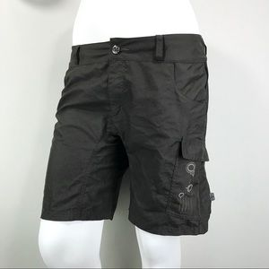 Smartwool M Bermuda Hiking Cargo Shorts No Liner